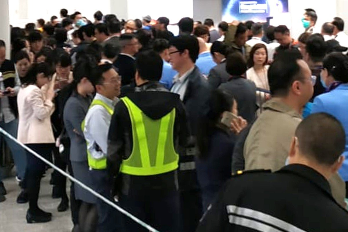 Hong Kong reports 20th measles infection as hundreds of airport workers scramble for vaccine