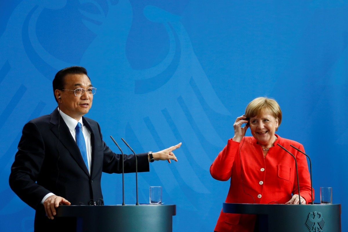 Europe's self obsession nurtured its naivety about China for the wrong reasons. It's time for a reality check