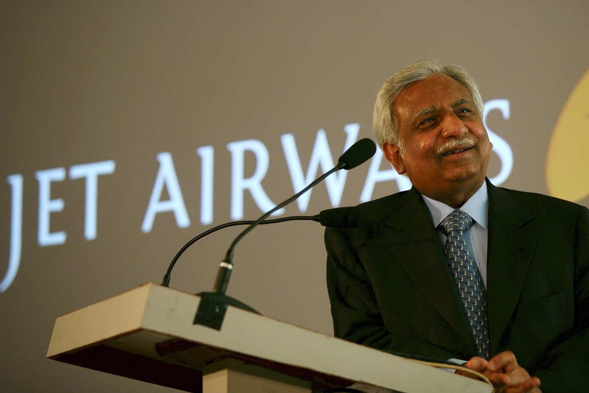 Founder of Jet Airways Naresh Goyal quits as troubled airline comes up with rescue plan