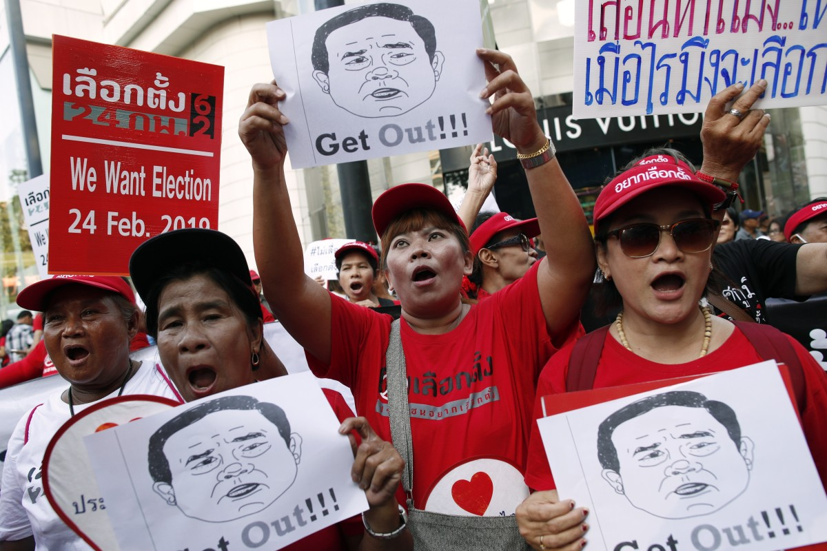 Thailand's election explained: a battle royale for junta's Prayuth