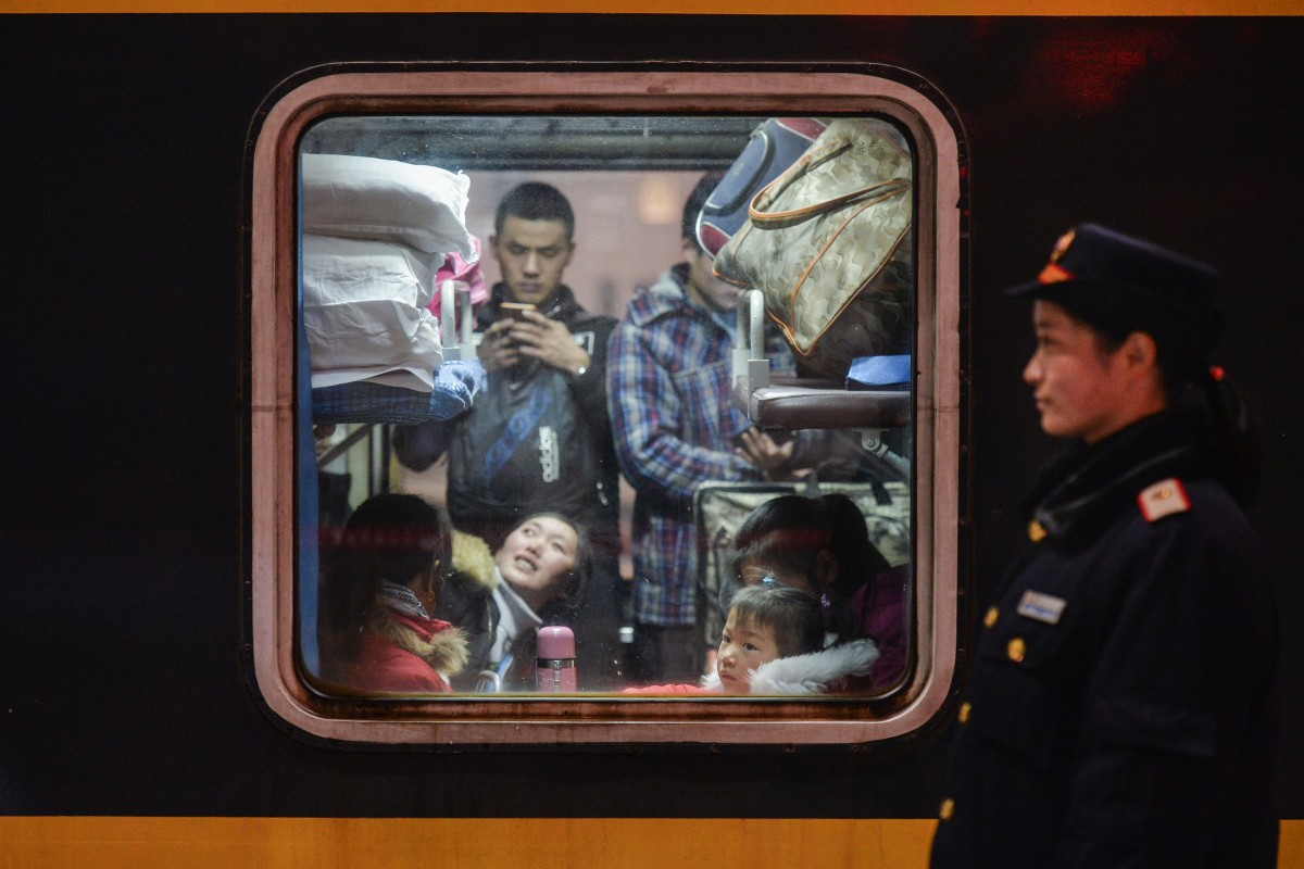 Life as one of China's 13 million 'deadbeats' means slow trains, special ring tones