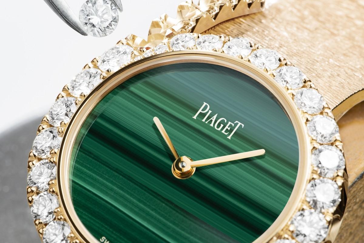 Orologio Piaget's Limelight Gala con cinturino in oro