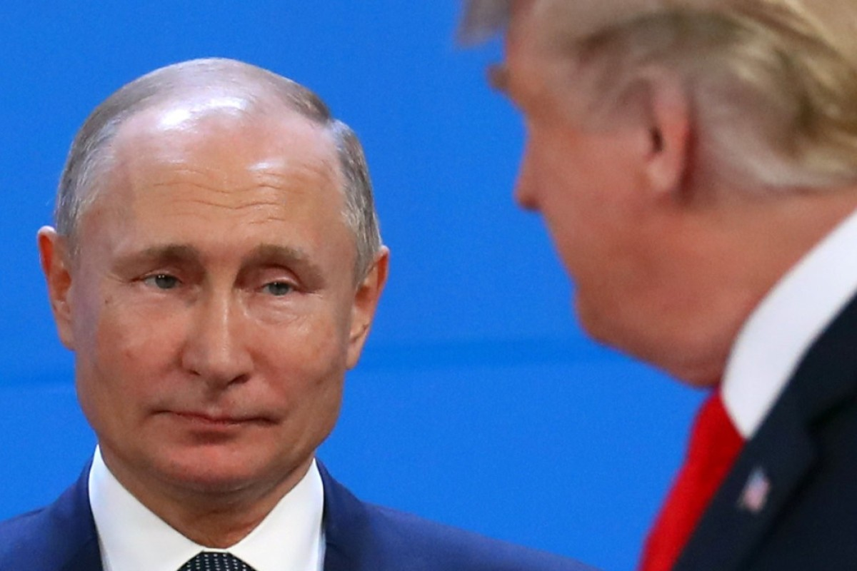 After the Mueller report, it's clear Putin and Russia aren't the cause of Western democracy's problems