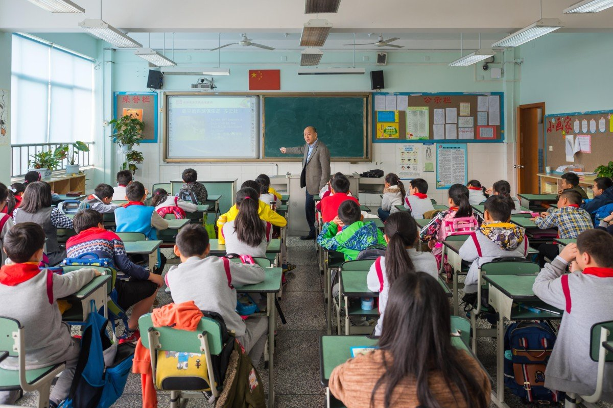 Pressures Rise As Pace Of Kindergarten >> China S Private Tutoring Industry Is Booming Despite Economic