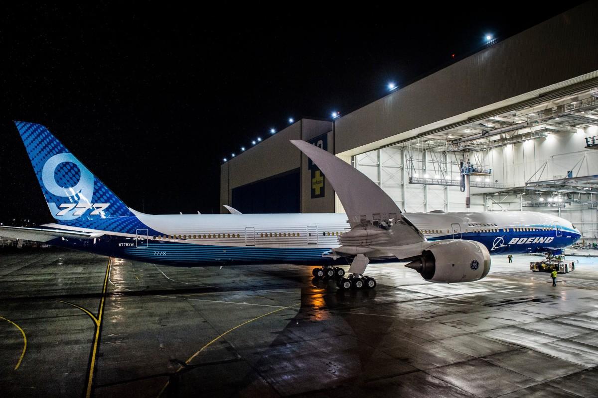 Resultado de imagen para Boeing 777X Program
