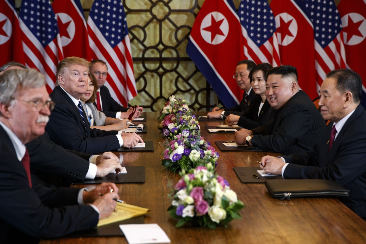 Kim Jong-un 'was shocked' by new US list of undisclosed nuclear facilities at Hanoi summit