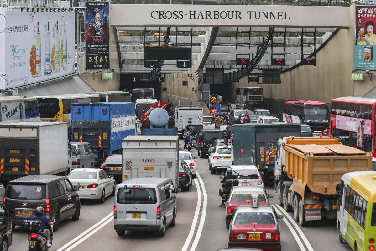Controversial proposal to revamp cross-harbour tunnel tolls in Hong Kong likely to be shelved before reaching legislature