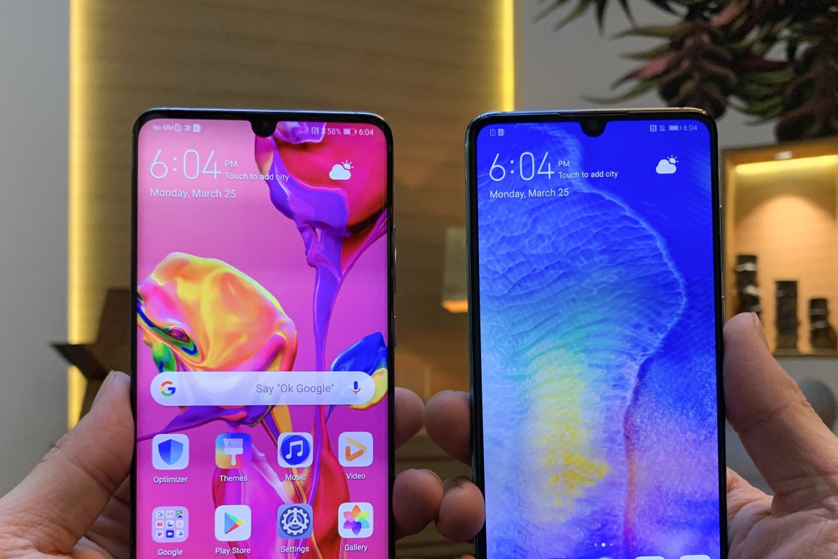 Huawei P30 Pro/P30 first look: handsets raise bar for