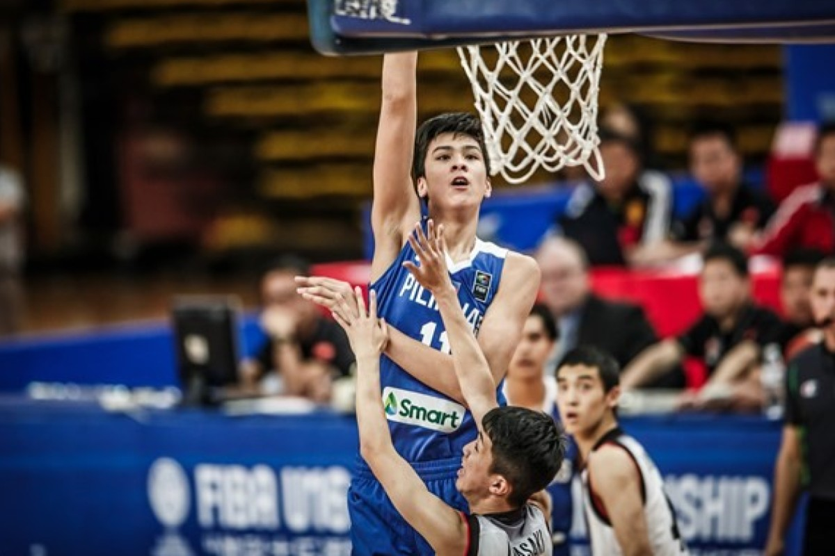 timeless design 1a7d7 14a50 Kai Zachary Sotto. Photo  Fiba