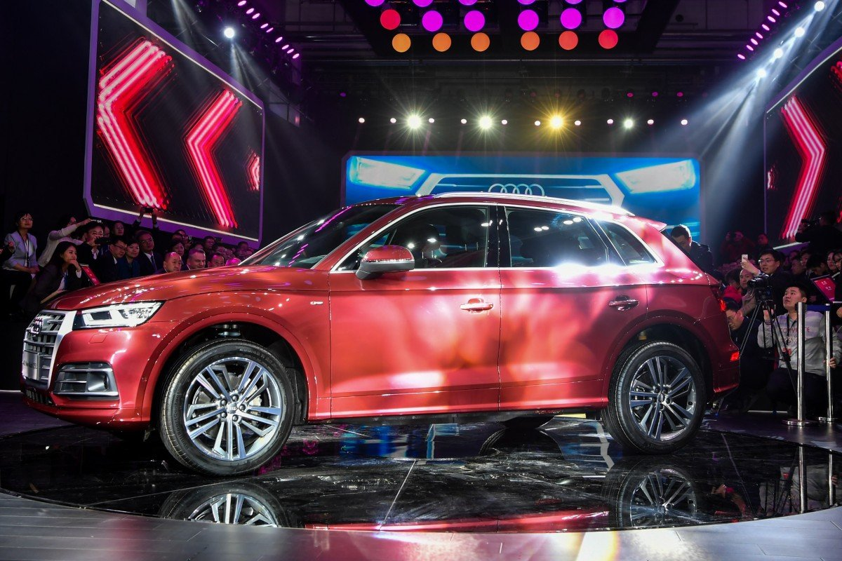 Volkswagen Ag S Joint Venture With China Faw Group Cut Prices For All Its Audi Models In