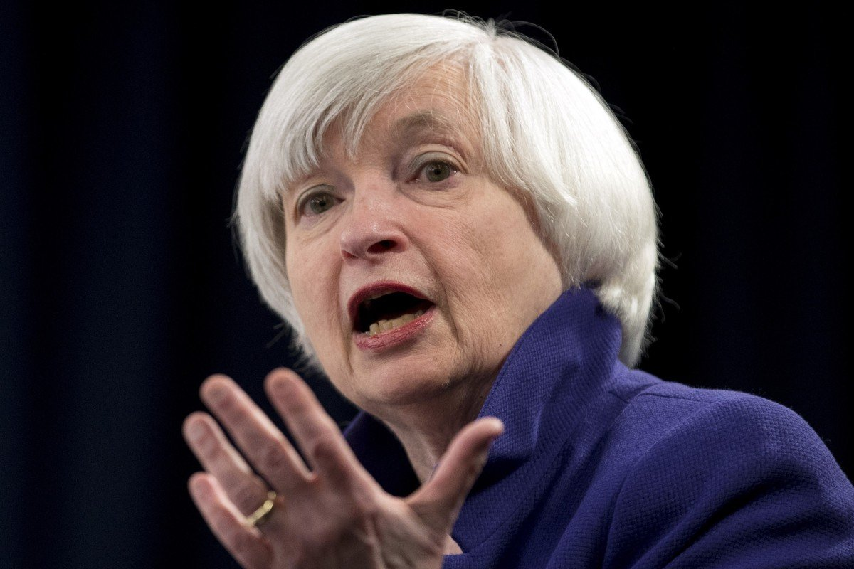 janet yellen - photo #3