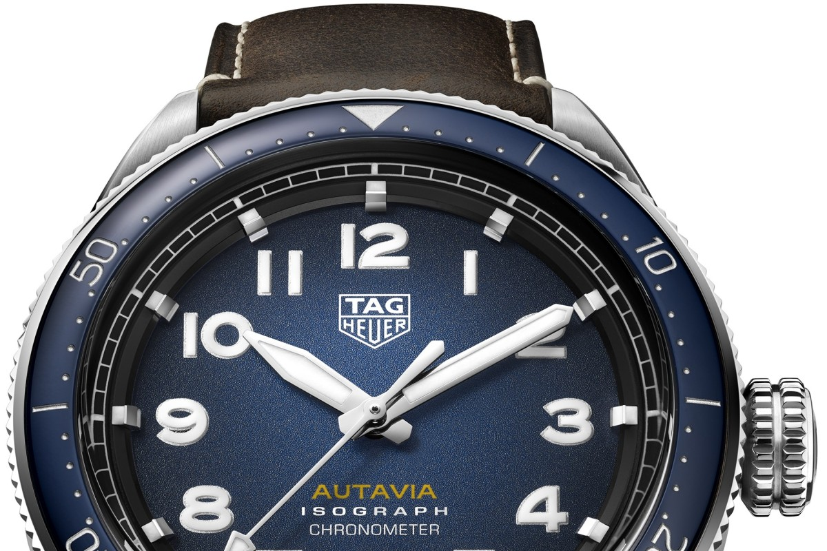 231e42fb3d2 Tag Heuer s Autavia Isograph offered something a little different at  Baselworld 2019.