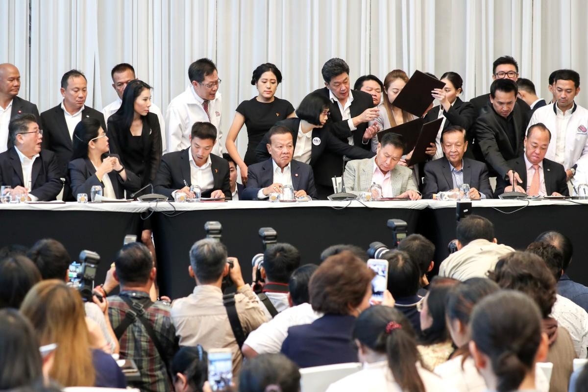 Political Turmoil in Thailand: The Historical Position