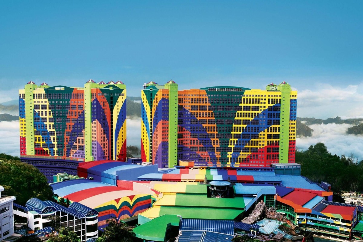 Image result for malaysia largest hotel