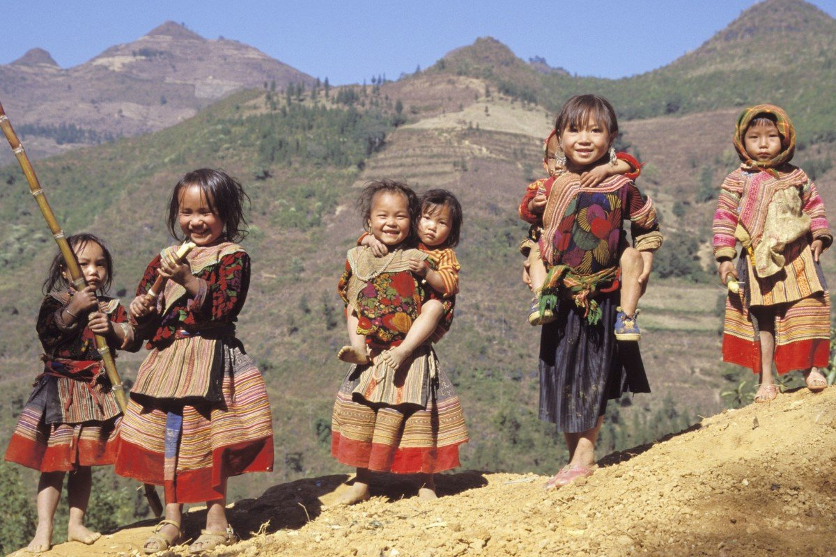 Hmong are originally from China but during the 18th century began migrating to the rugged uplands of northern Vietnam, Laos, Thailand and the eastern parts of Myanmar. Photo: Handout