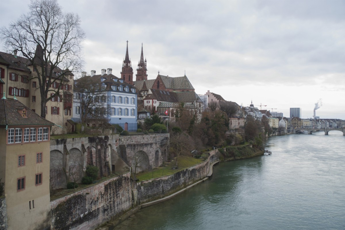 Swiss Sense Rotterdam.Basel Switzerland Is All About The Art Museums And Fine Michelin