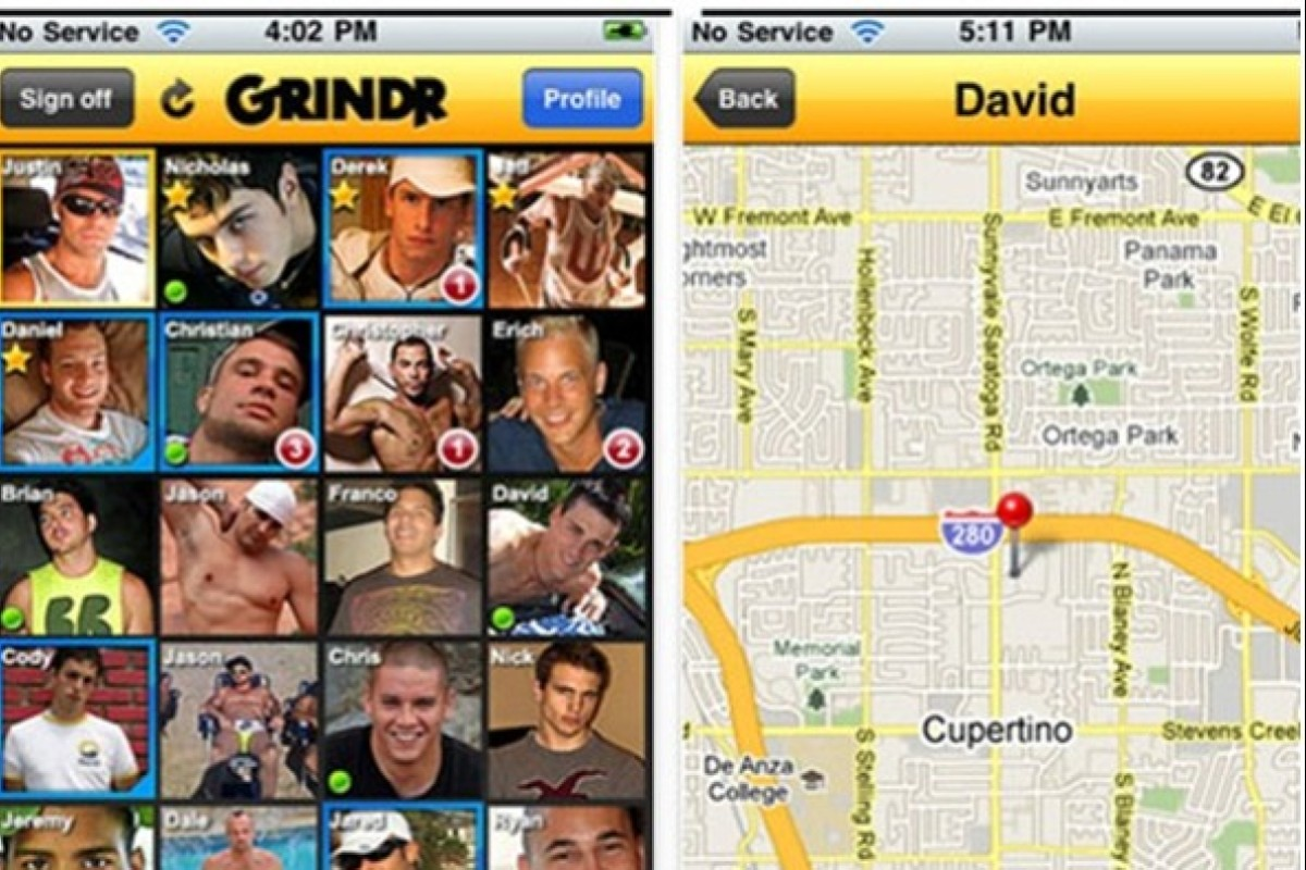 Who uses grindr