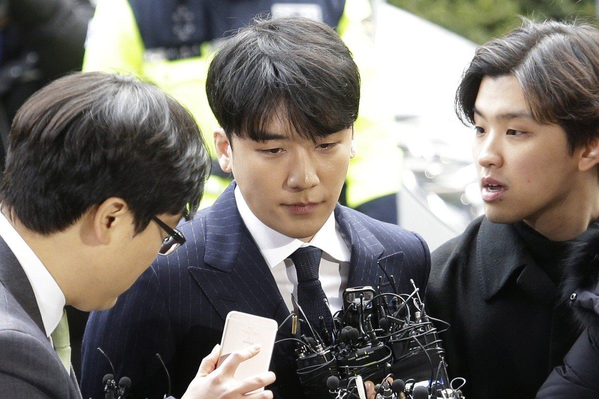 Whats Hot In Korea The Explosive Seungri Sex Scandal And -8645