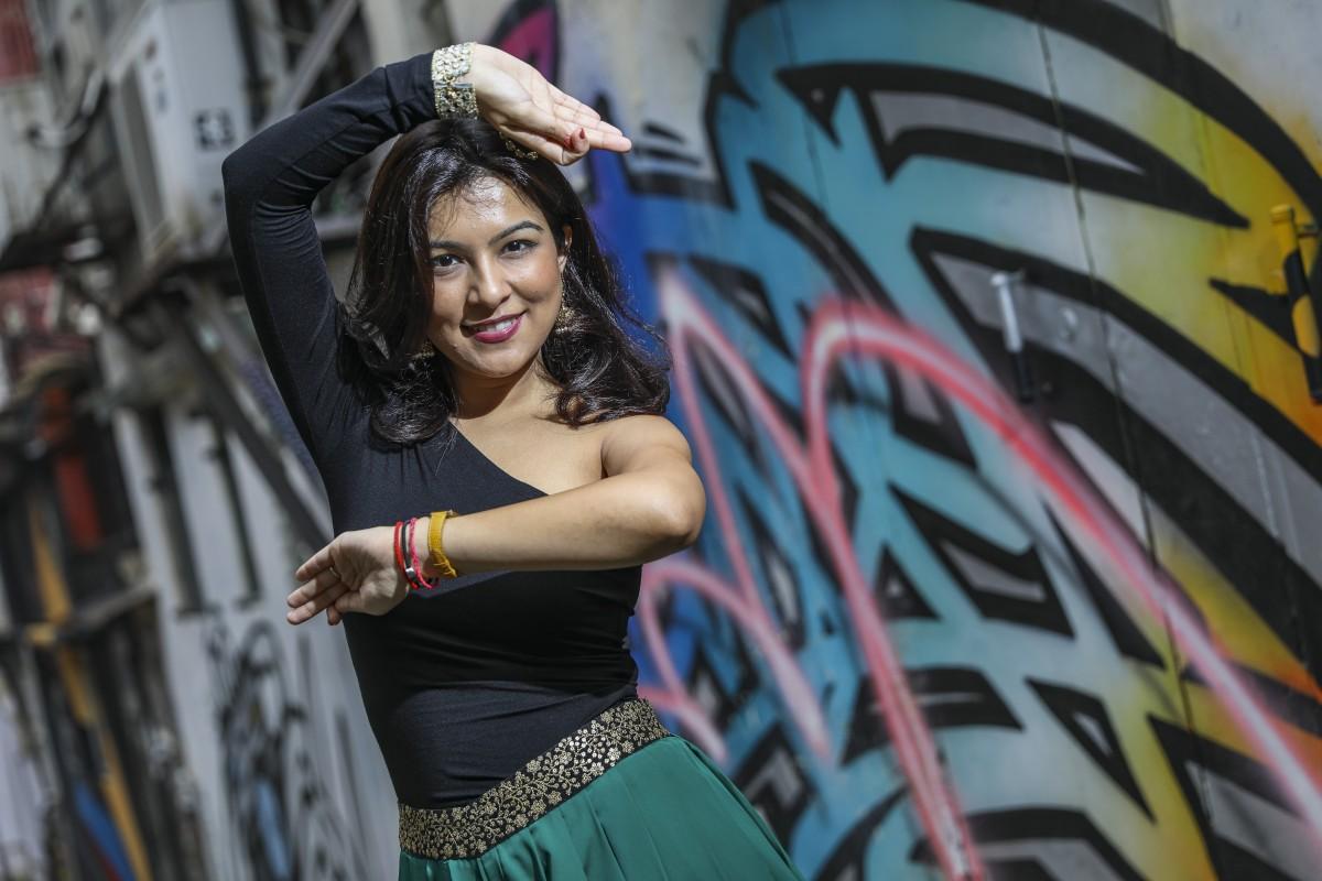 Meet the local woman bringing Bollywood dance to Hong Kong