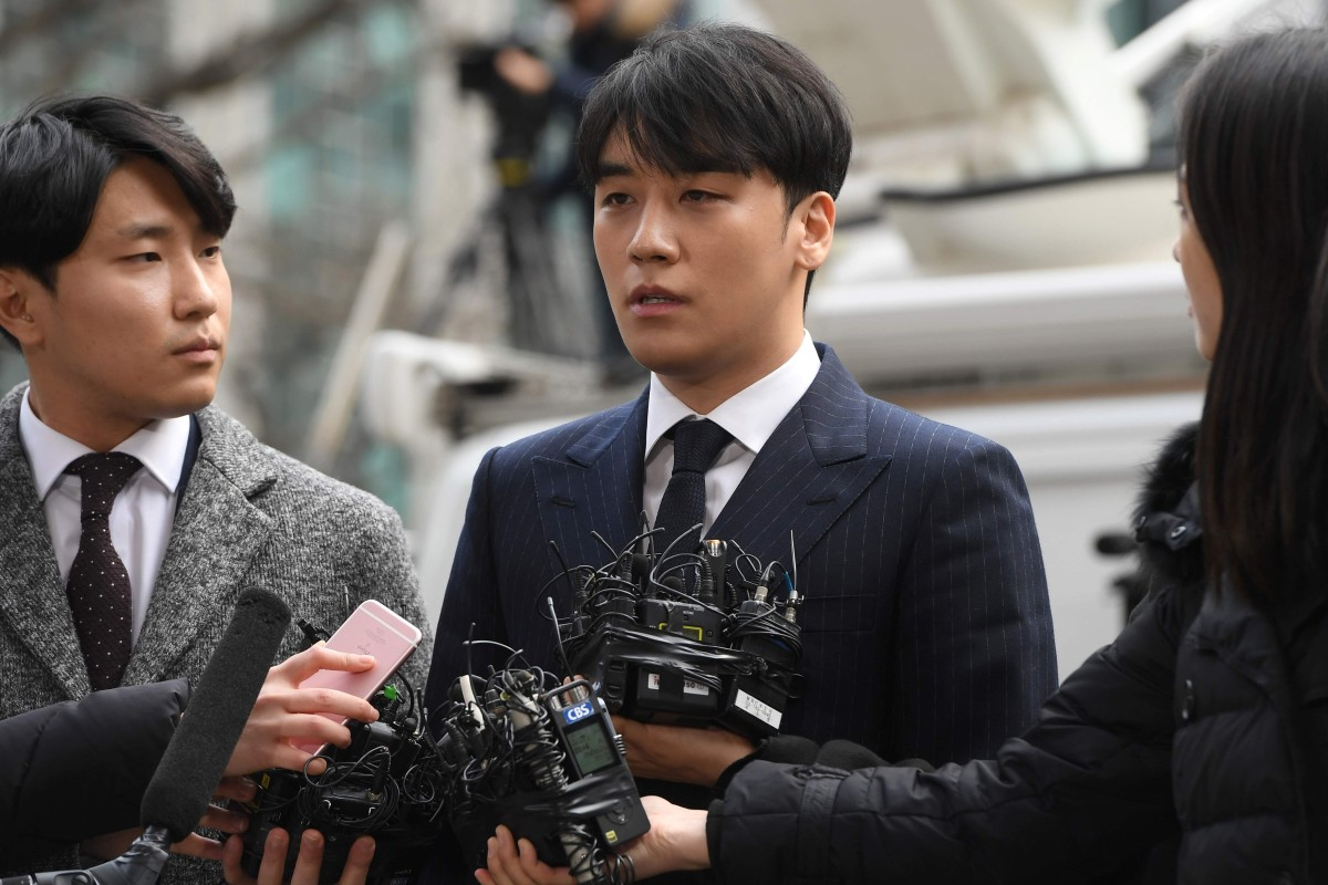 Taiwanese Actors Distance Themselves From Scandal Hit K -2263