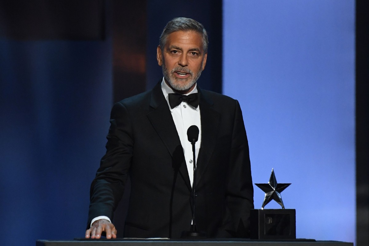 George Clooney calls for boycott of Brunei-owned hotels over
