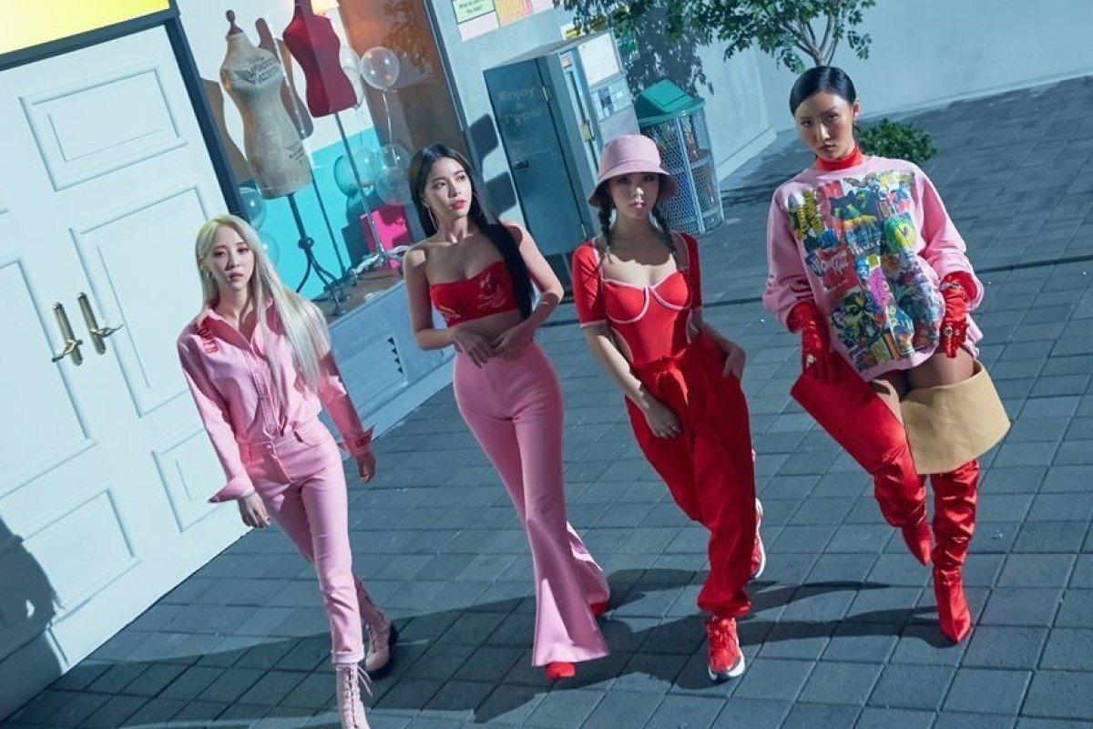 Tickets for K-pop girl group MAMAMOO's concerts sell out in 2