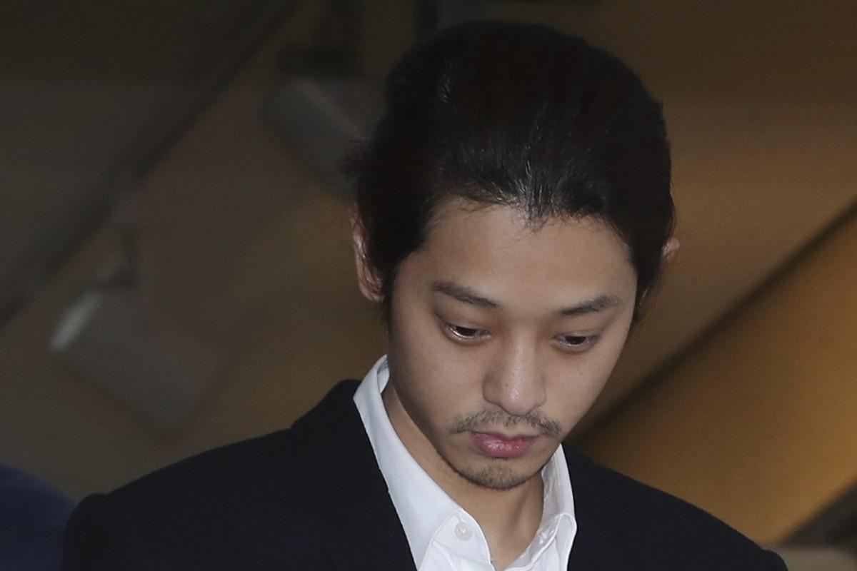 site réputé 22ae4 6bed2 K-pop singer Jung Joon-young faces prosecution in 'sex, lies ...