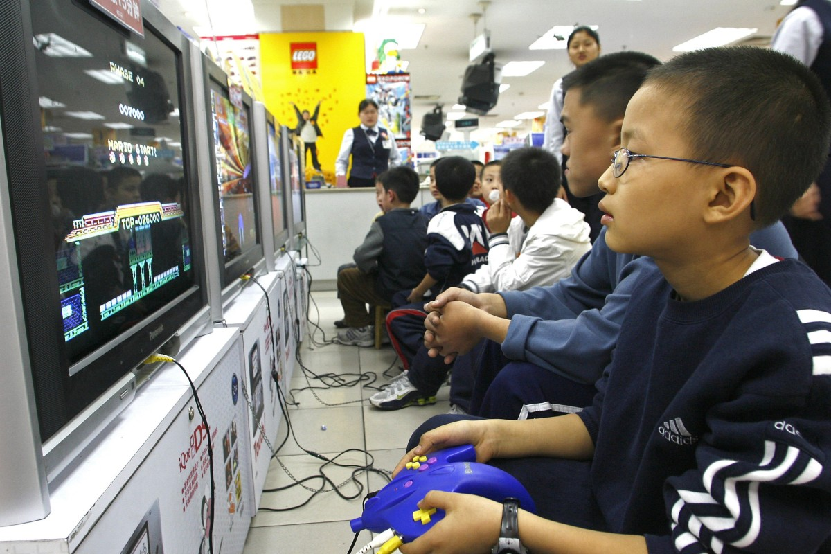 fea885204758 Beijing tightened controls over video games last year to combat youth  addiction. Photo  AFP