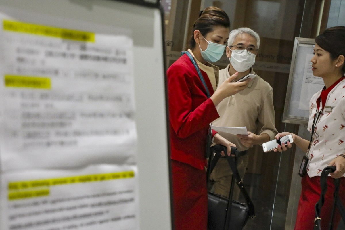 Vaccination Costly Clash Between >> Frustration Builds For Hong Kong Airport Workers Denied Measles