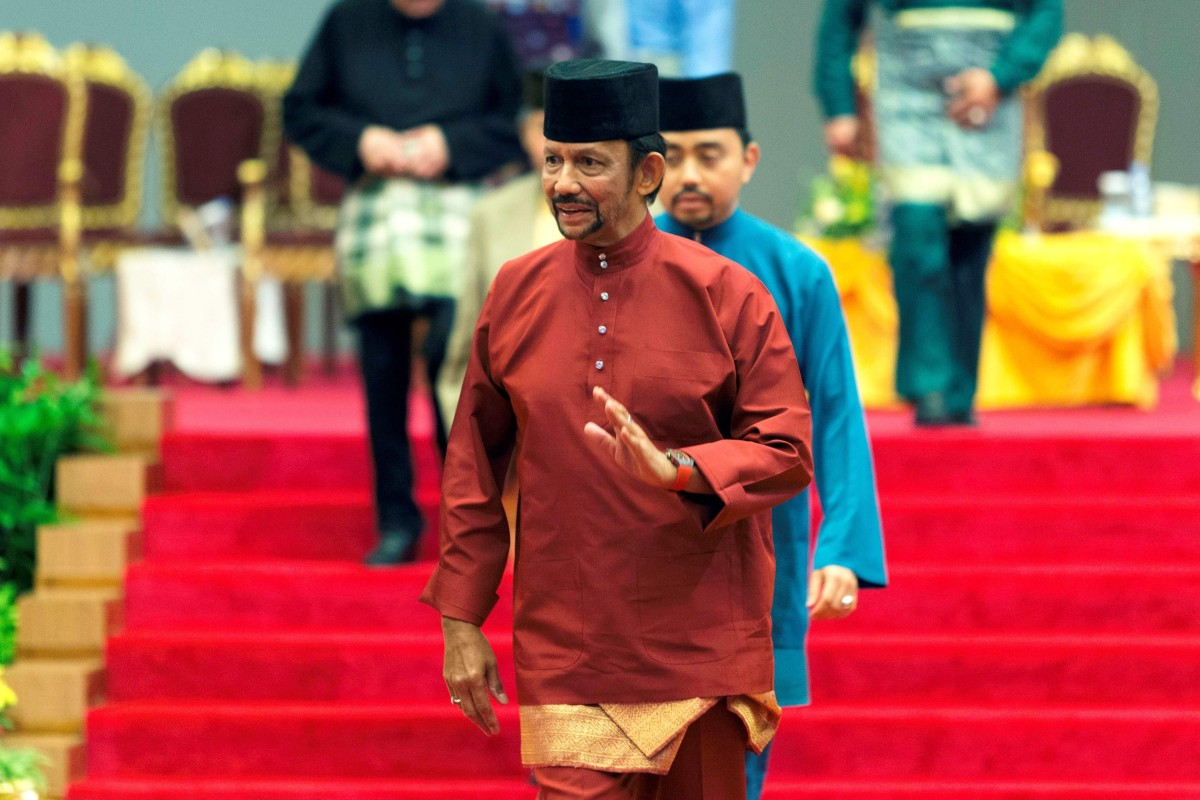Image result for brunei sultan