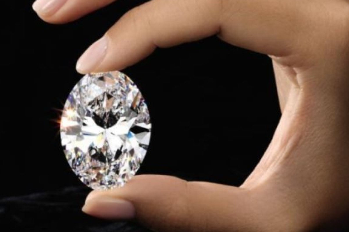 82b19bab4295 This 88.22 carat-diamond was auctioned by Sotheby s Hong Kong and sold for  US 13.8
