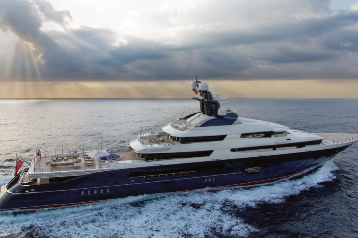How Genting Bought Jho Low S Superyacht Linked To Malaysian 1mdb