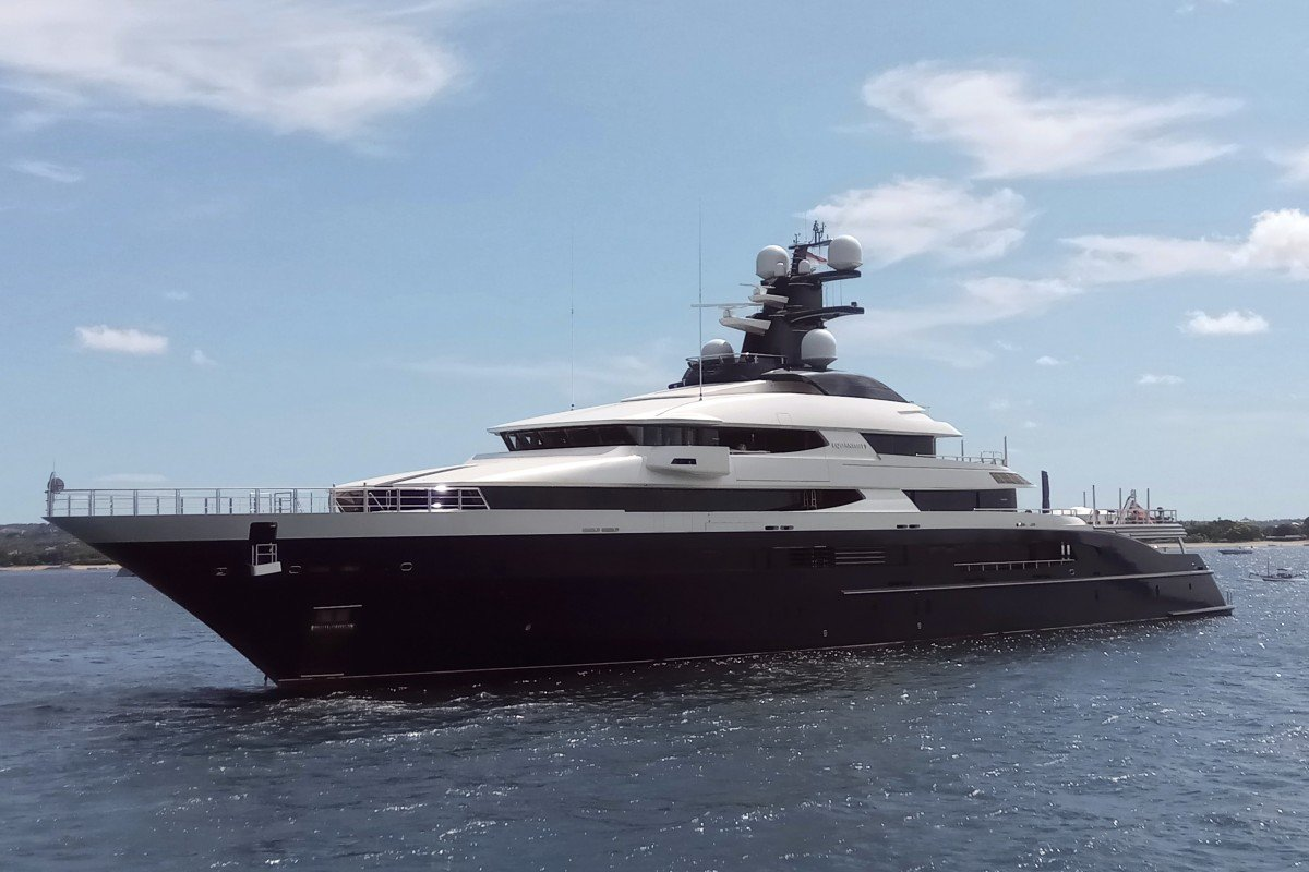 Malaysia Sells Equanimity Jho Low S Superyacht At Heart Of 1mdb