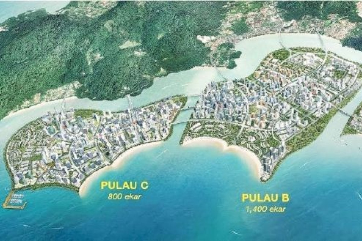 Penang wants to be like Hong Kong and Singapore. Problem: its fishermen don't