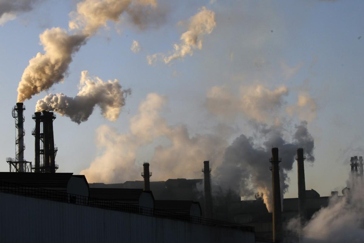 China finally issues draft rules for carbon emissions trading scheme