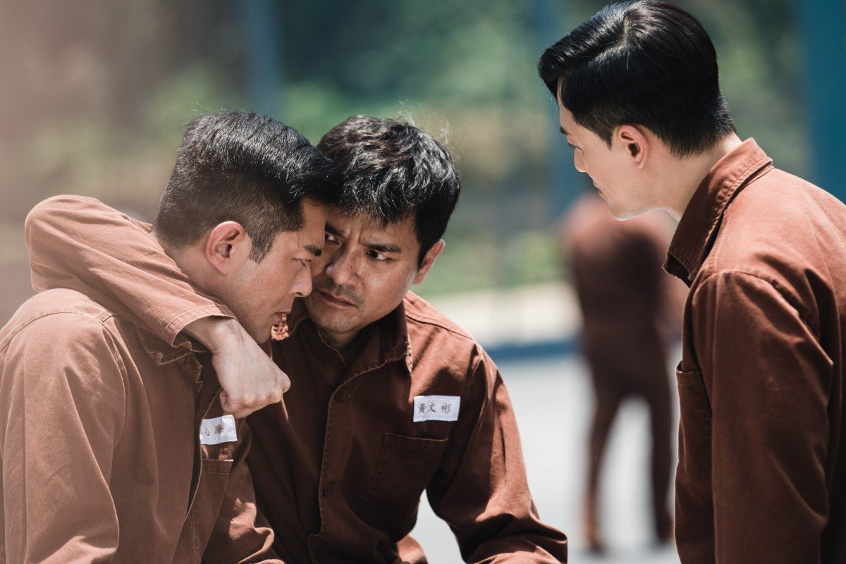 P Storm film review: Louis Koo, Raymond Lam in laughably