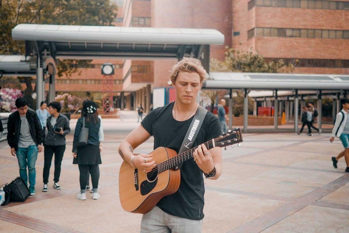 Danish Justin Bieber' Christopher Nissen seeks pop stardom in China
