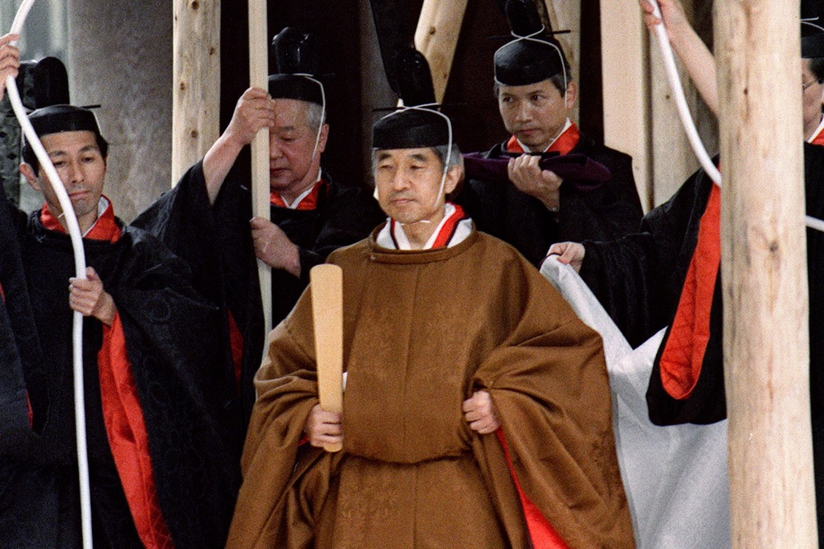 New Japanese emperor reminds a nation of its lost economic boom when