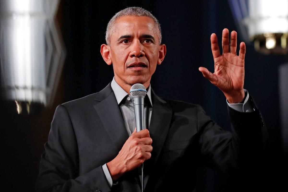 Barack Obama warns progressives to avoid 'circular firing squad
