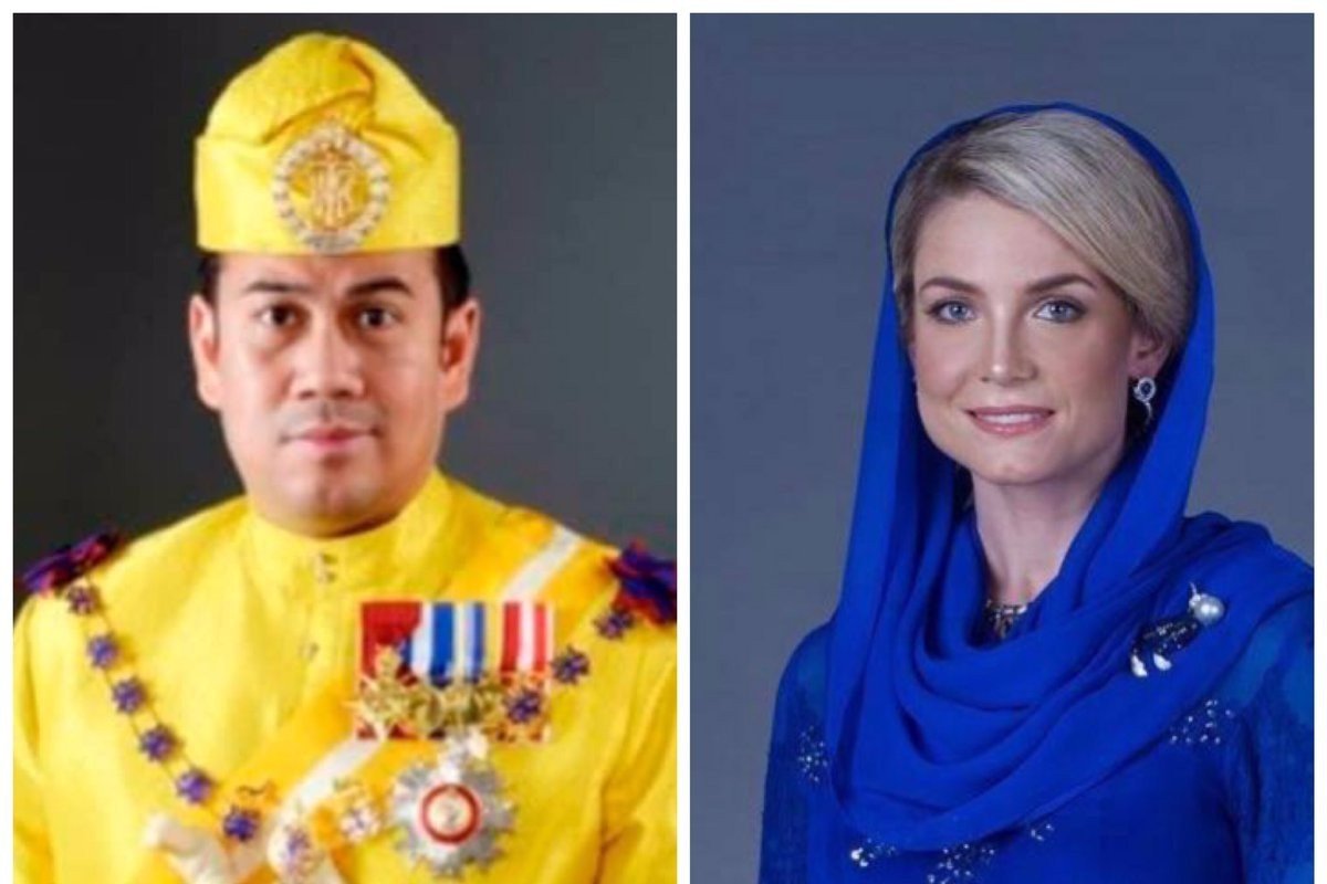 2f3e997e8944d Malaysia s Kelantan Crown Prince to marry Swedish national on April ...