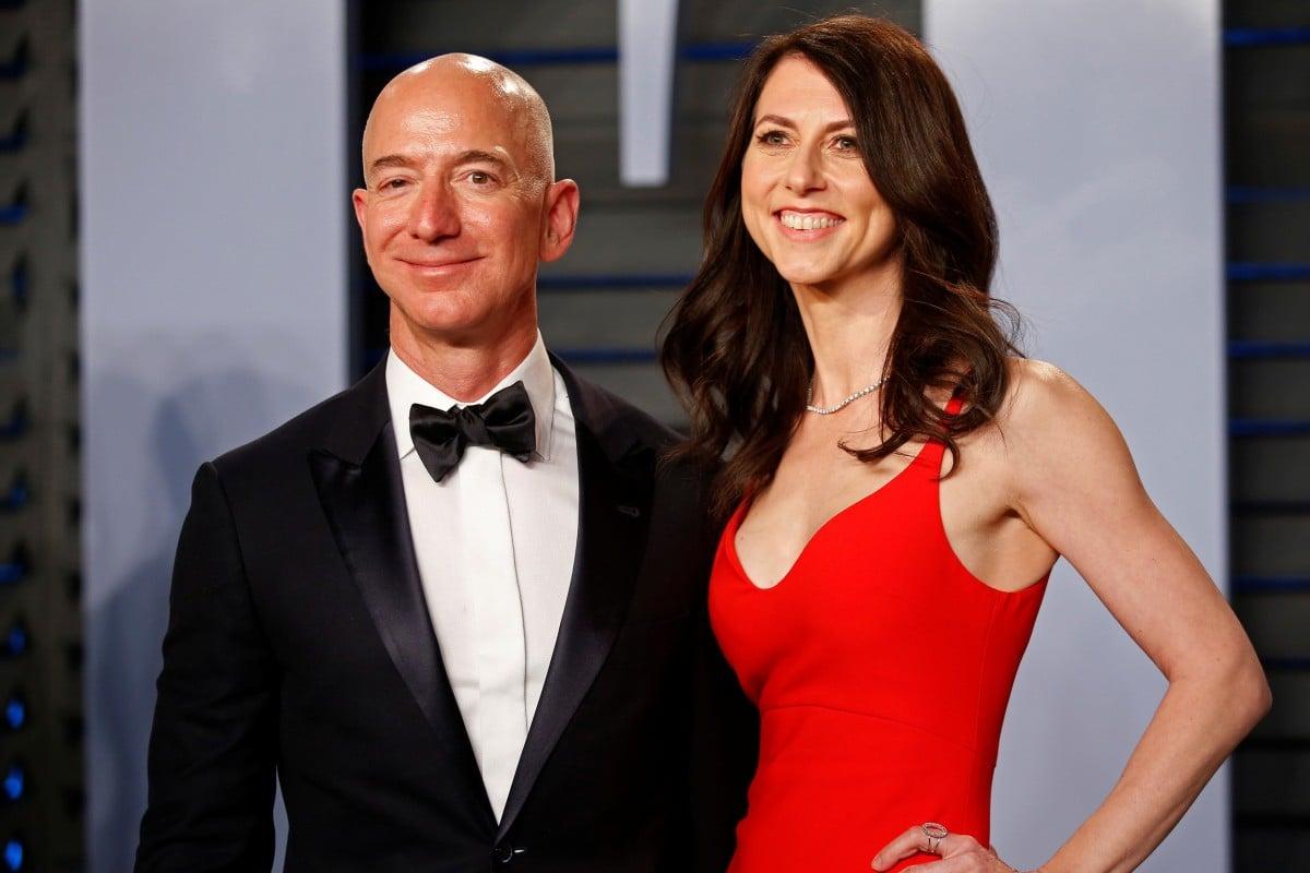 Why MacKenzie Bezos deserves 50 per cent – not 25 per cent – of