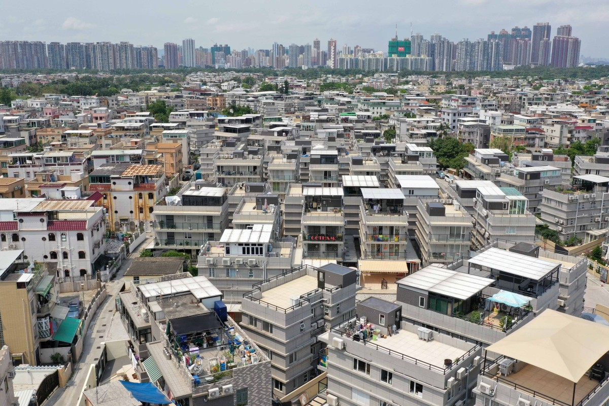 Two Hong Kong village land projects suspended after small-house