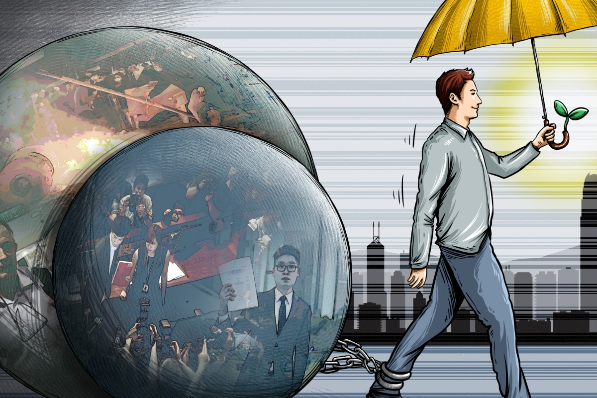 Hong Kong's Occupy protests five years on: after all the