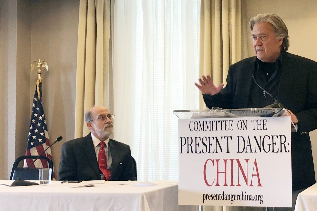 """Image result for Bannon And Bass: """"China"""