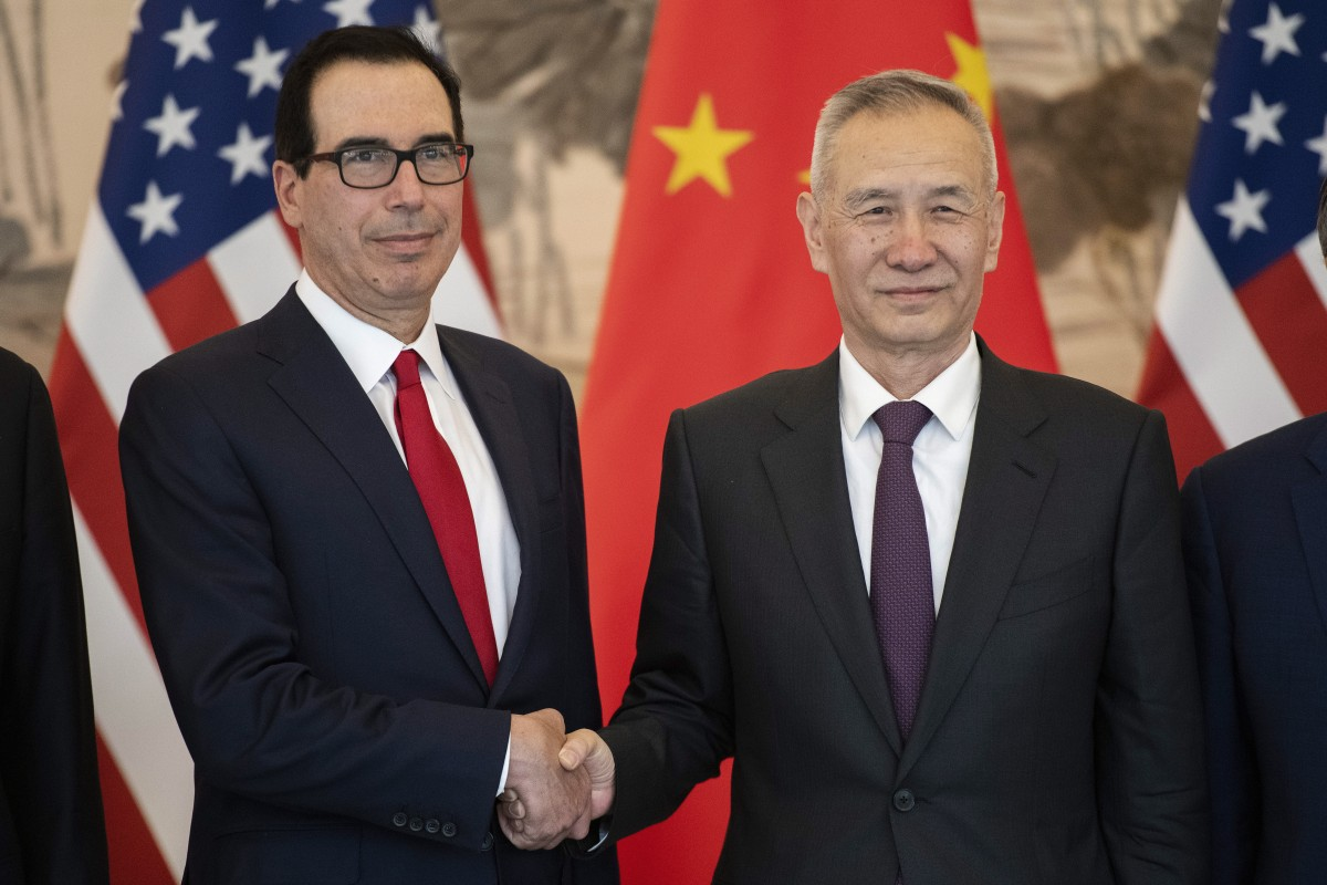 China and US reach milestone agreement on road to trade peace