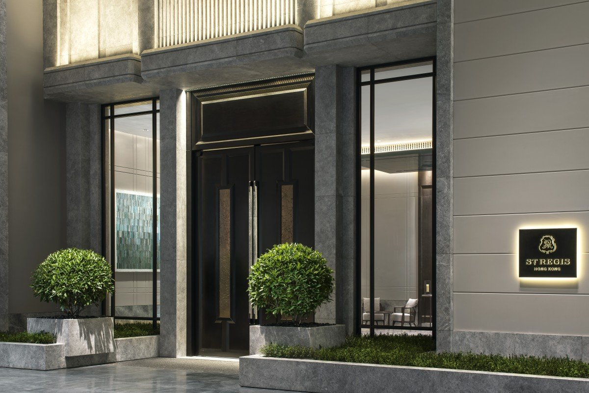 A first look at the St  Regis Hong Kong, which throws open its doors
