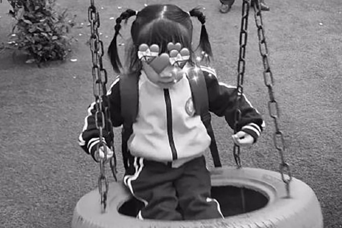 Bocah 4 tahun tertinggal di dalam mobil ayahnya