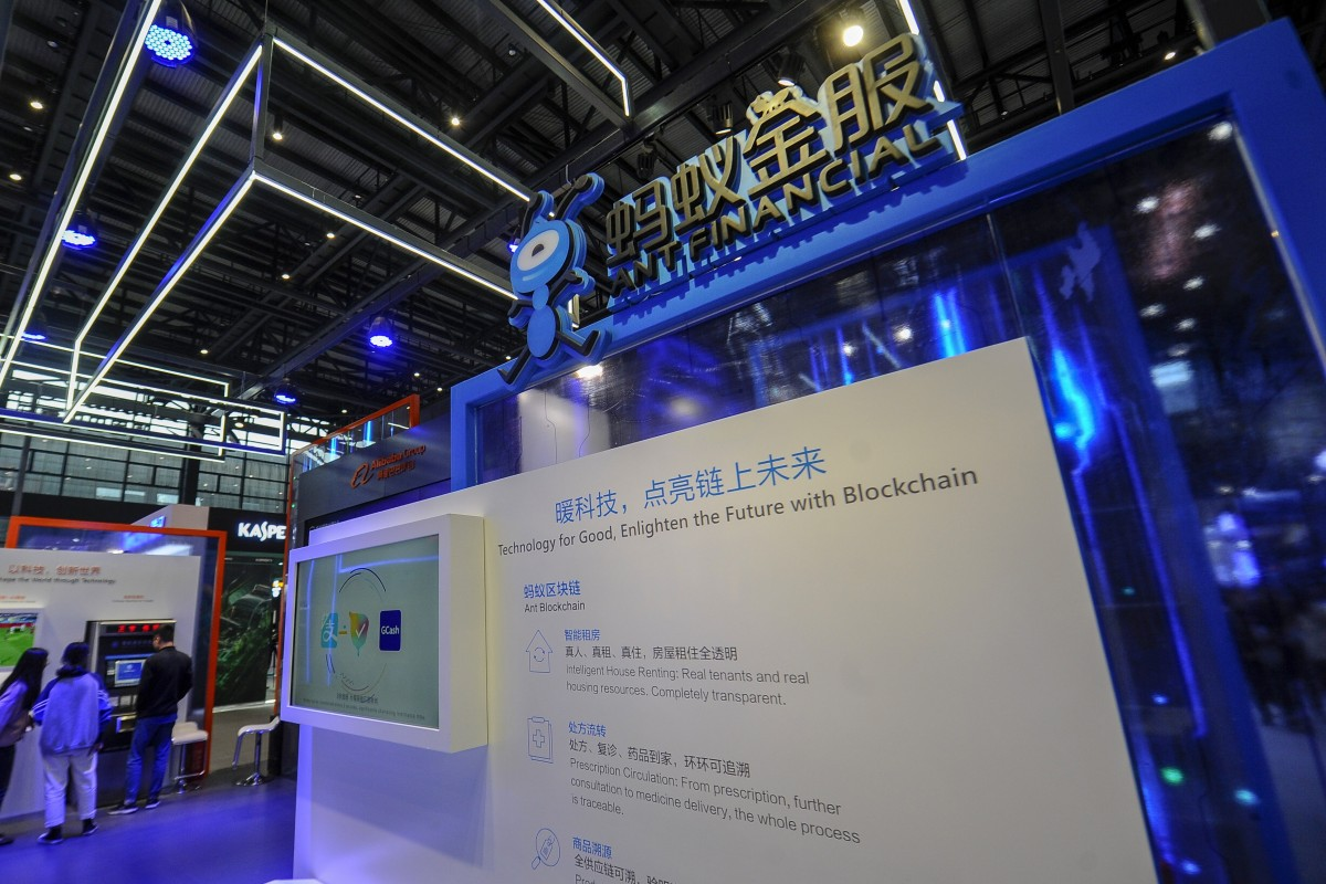 Ant Financial disrupts old school health insurance in China