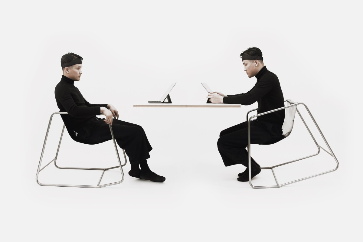 70b4b0148e The 15° Chair designed by Xu Lu and Zhang Zihan of Above