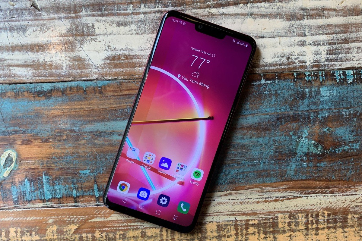 LG G8 full review: better to use than Samsung Galaxy S10, Huawei P30